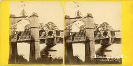 Stereoview of Balloch Bridge, Glasgow