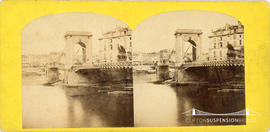 Stereoview of Pont Louis Philippe