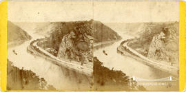 Stereoview of the Avon Gorge