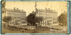Stereoview of Clifton Hotel